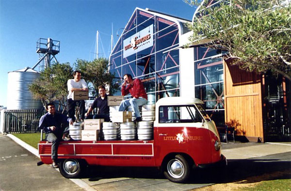 Willie The Boatman Brewery
