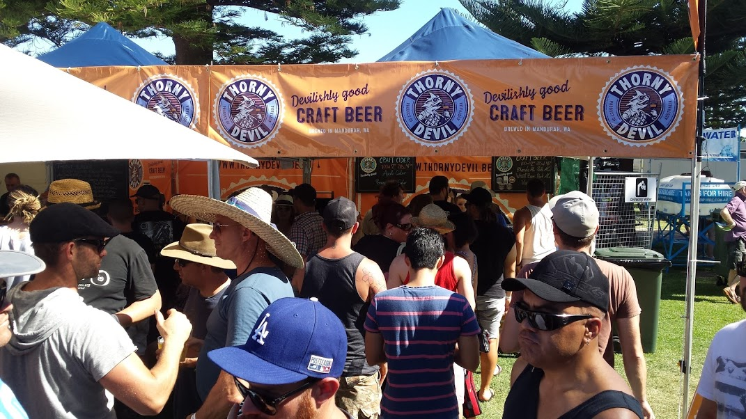 Buy Beer and Cider Online: Thorny Devil Delivers Craft Beer for Free!