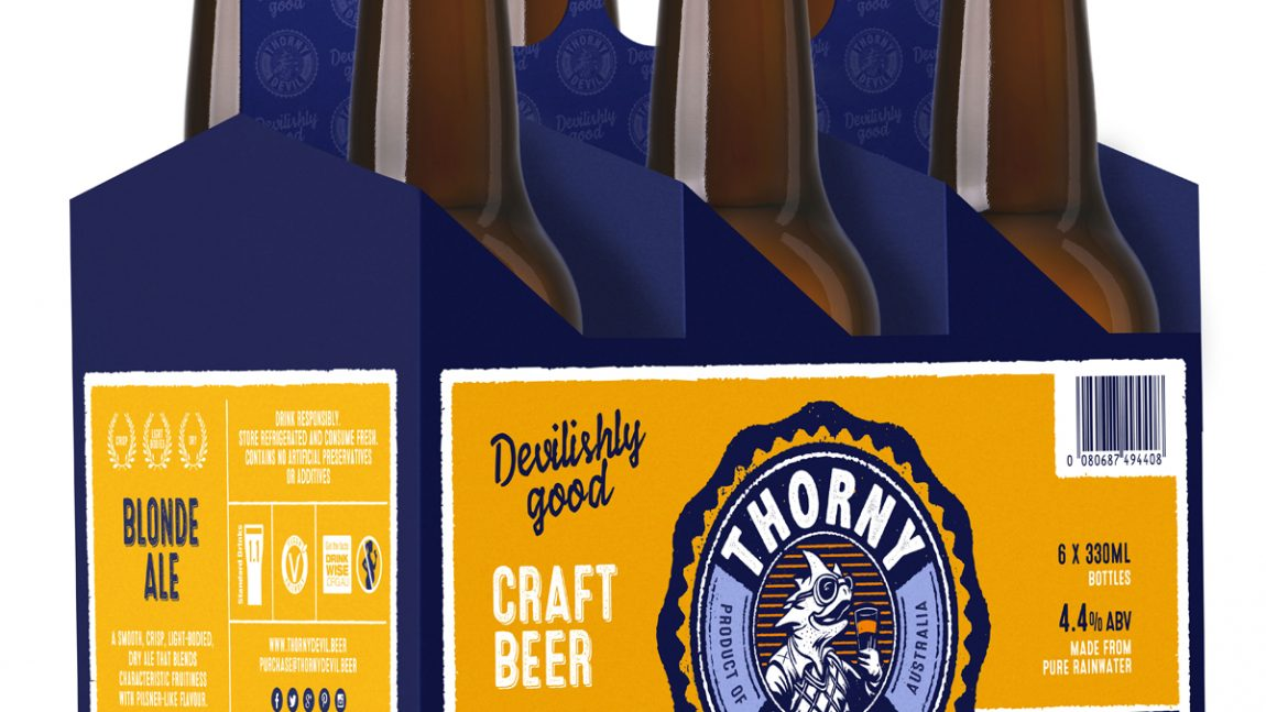 Online Bottle Shop: Order Thorny Devil Online Today for a Big Discount